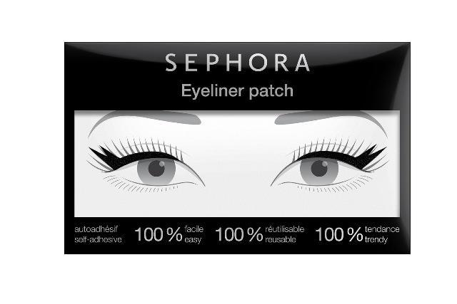 Eyeliner patch, Sephora