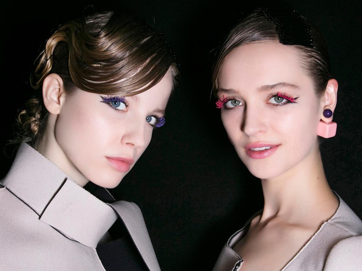 Makijaż Oczu Wiosna 2018 Najmodniejsze Kreski Sezonu Moda I