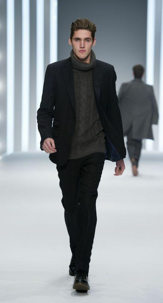 F&F - moda męska na jesień i zimę 2013
