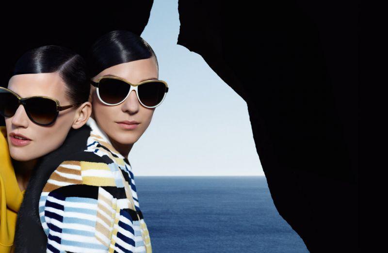 Fendi - kampania reklamowa wiosna-lato 2013