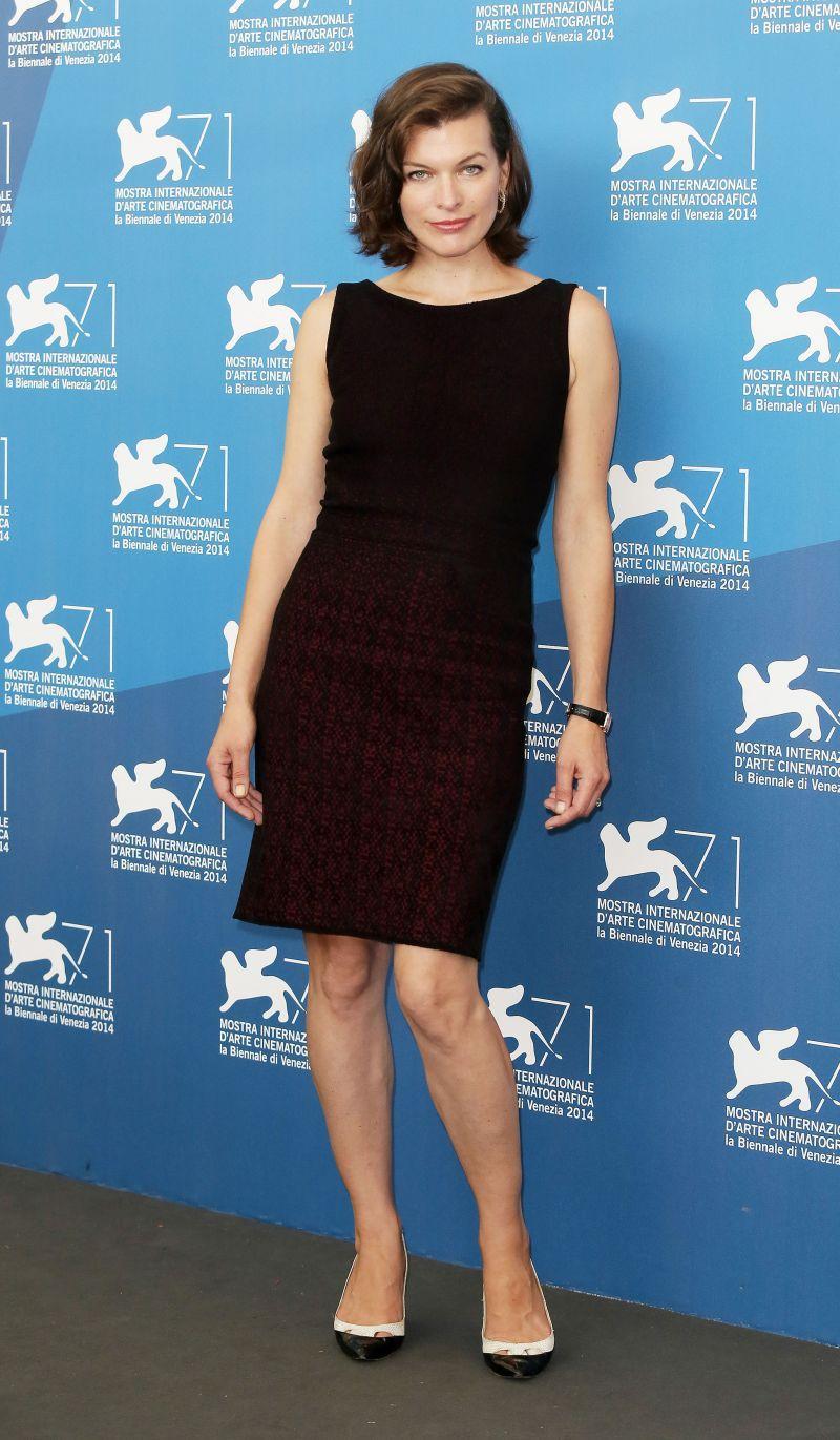 Festiwal filmowy w Wenecji 2014: Milla Jovovich