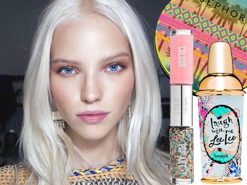 Festiwalowy Look 2014 Obejrzycie Kosmetyki Którymi Stworzycie