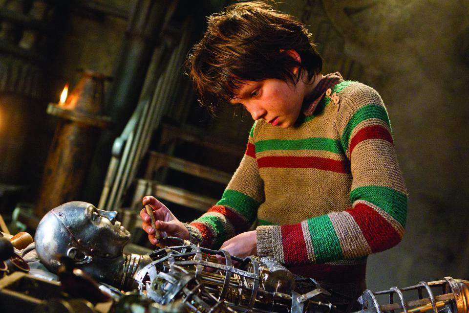 """Film """"Hugo i jego wynalazek"""""""