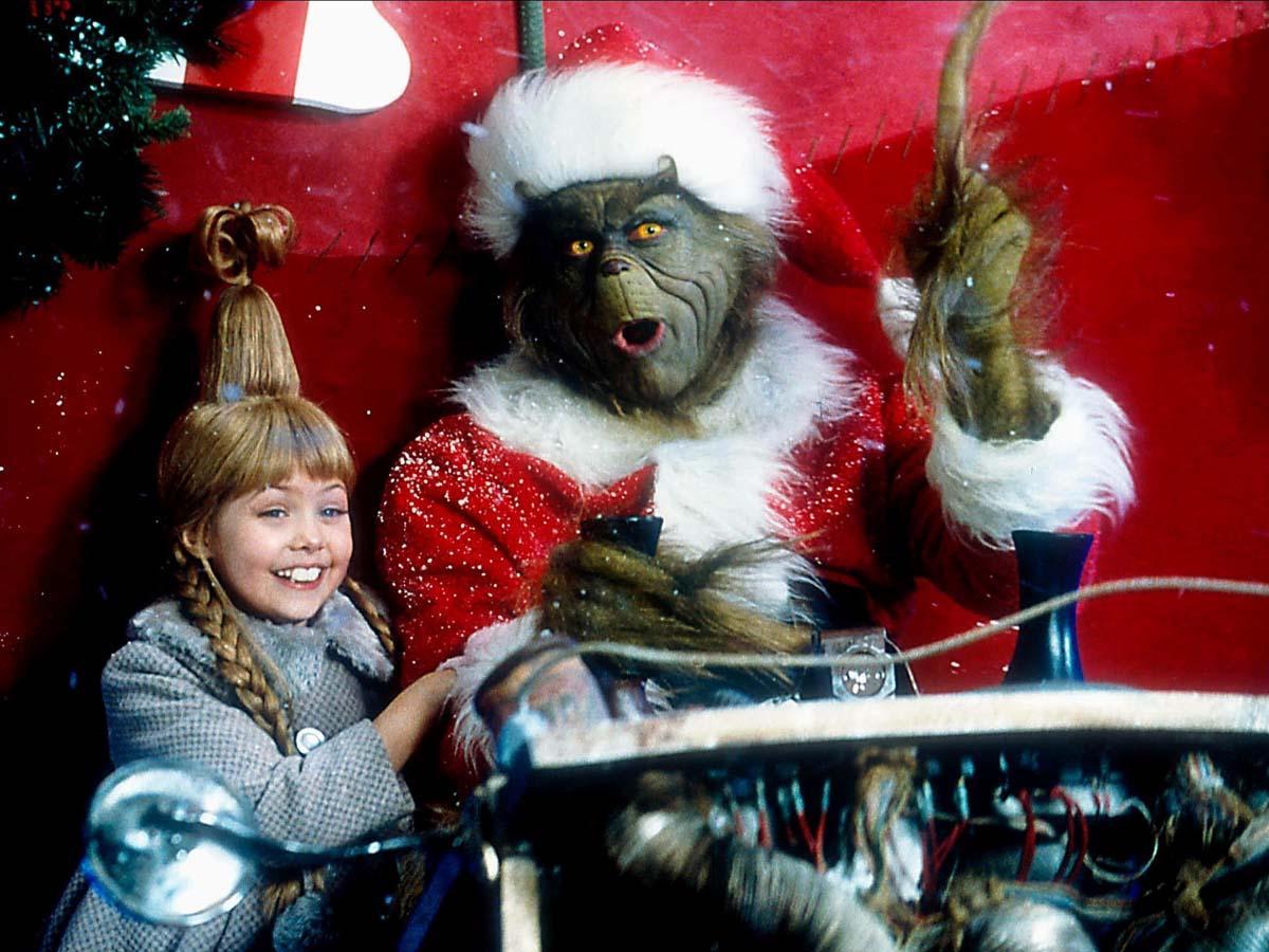 film boże narodzenie grinch świąt nie będzie