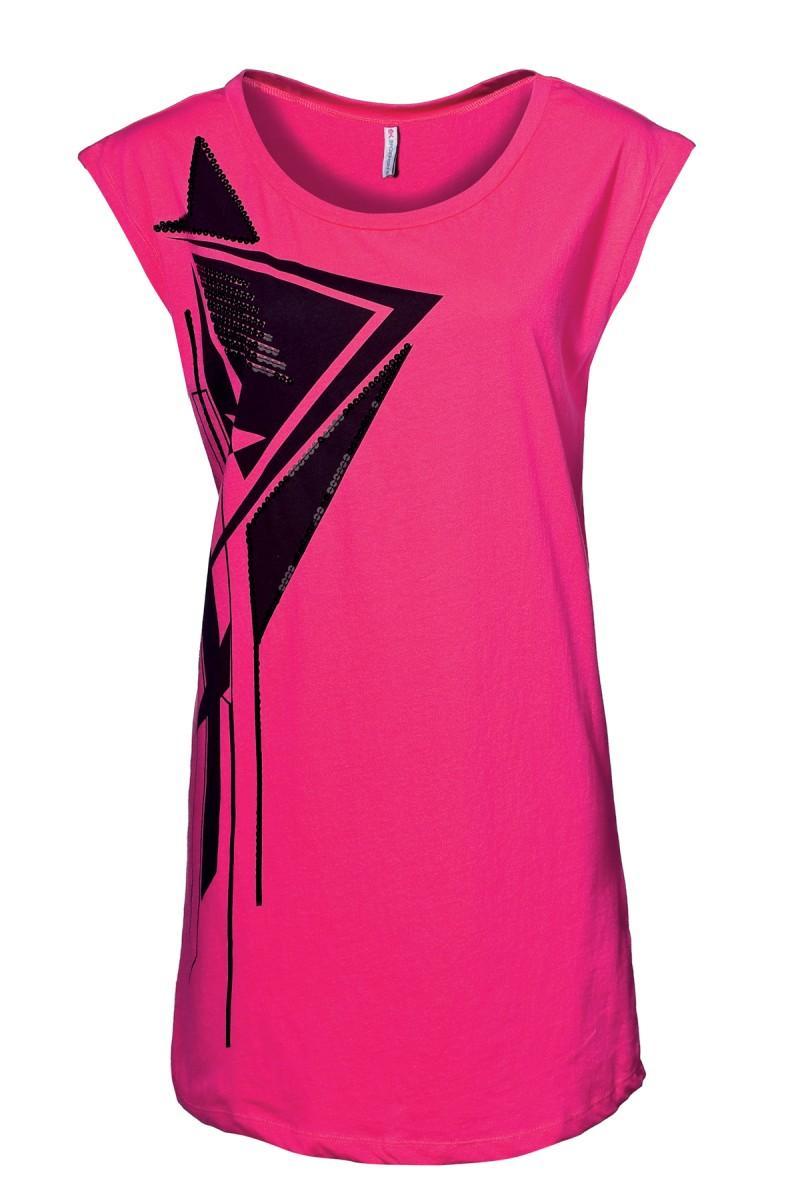 różowa sukienka New Yorker - wiosenna kolekcja