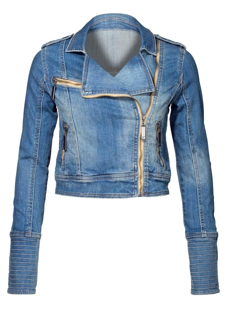 niebieska katana New Yorker dżinsowa - wiosenna kolekcja