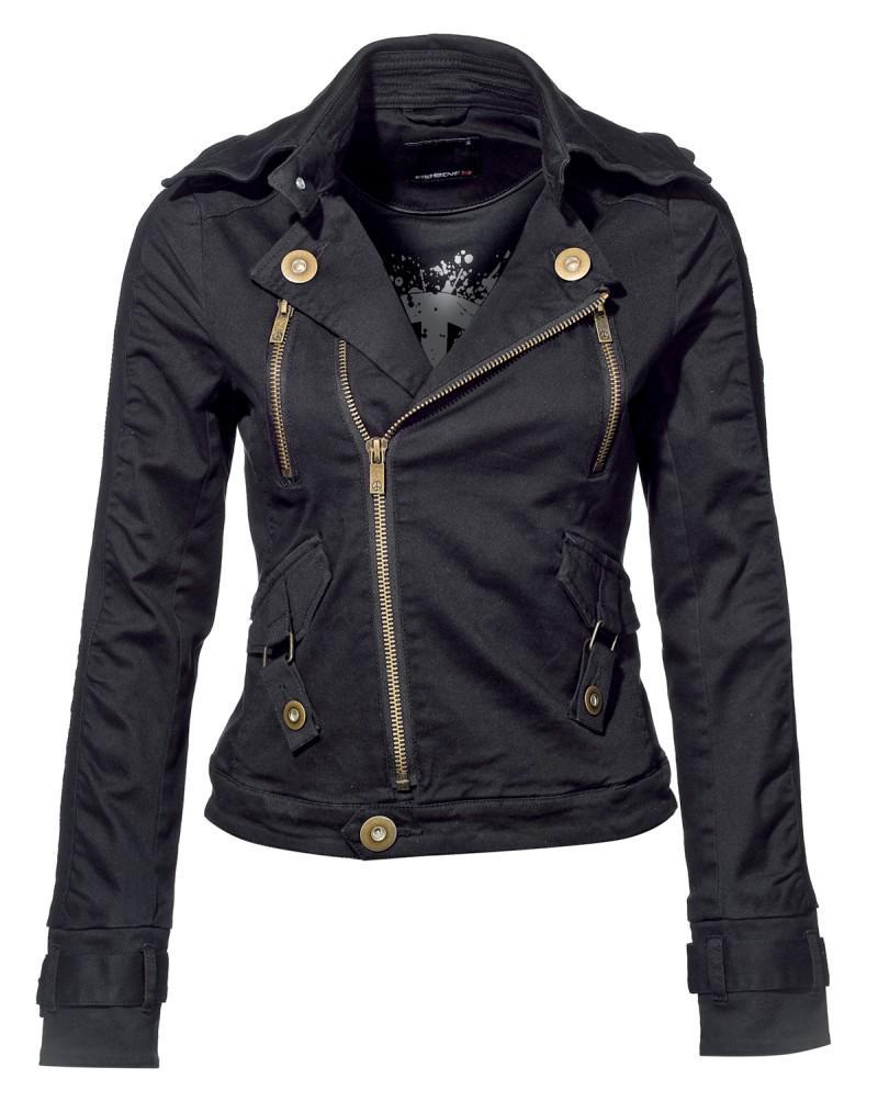czarna kurtka New Yorker - wiosenna kolekcja