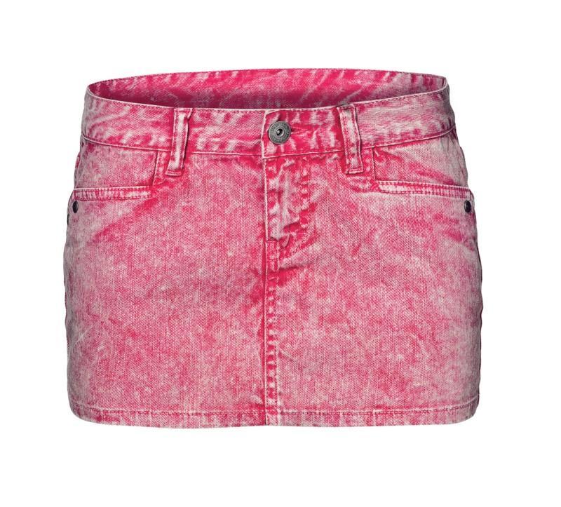 różowa spódnica New Yorker - wiosenna kolekcja
