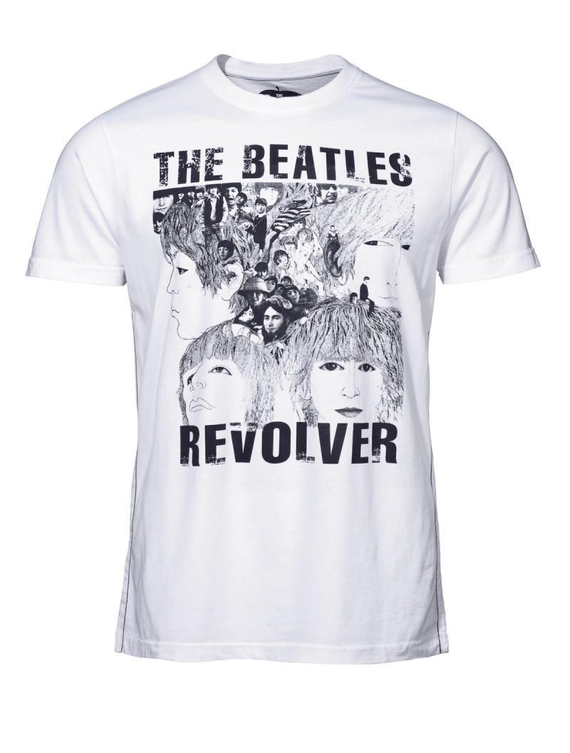 biały t-shirt New Yorker z aplikacją - wiosenna kolekcja