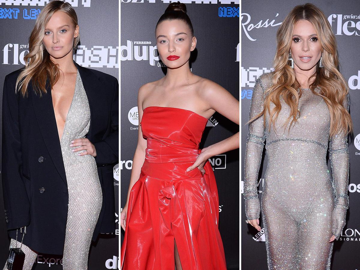 gwiazdy na Flesz Fashion Night