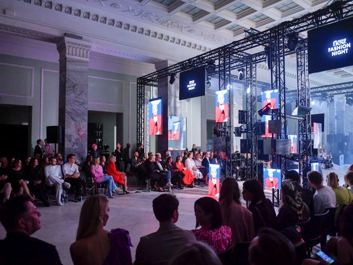 flesz fashion week event