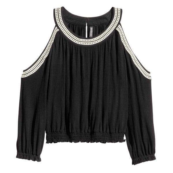 Fokus na trend: ubrania z wyciętymi ramionami