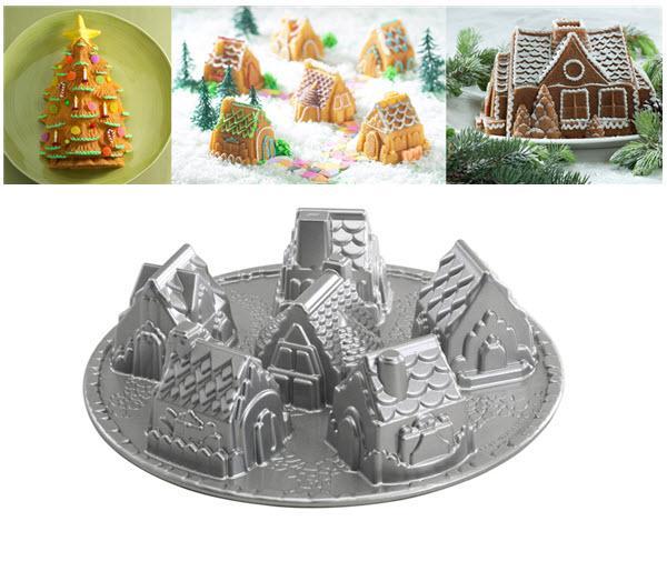 formy do wypieków, święta, Boże Narodzenie
