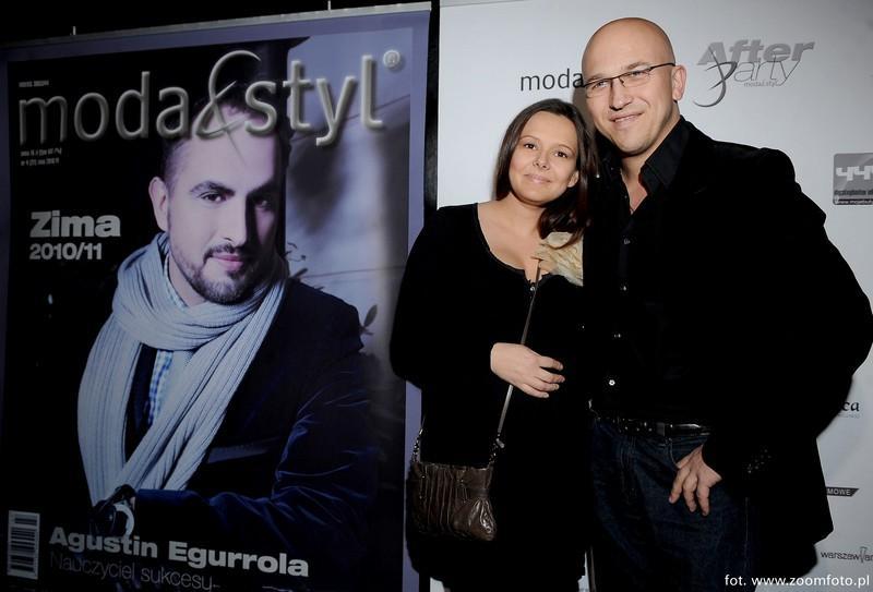 Vito Casetti - Urodzinowe party Moda&Styl