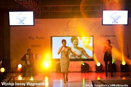 Iwona Węgrowska - XIII Gala Moda&Styl
