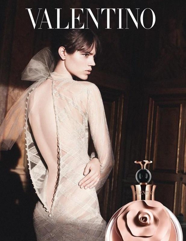Valentino jesień/zima 2012 - Freja Beha Erichsen