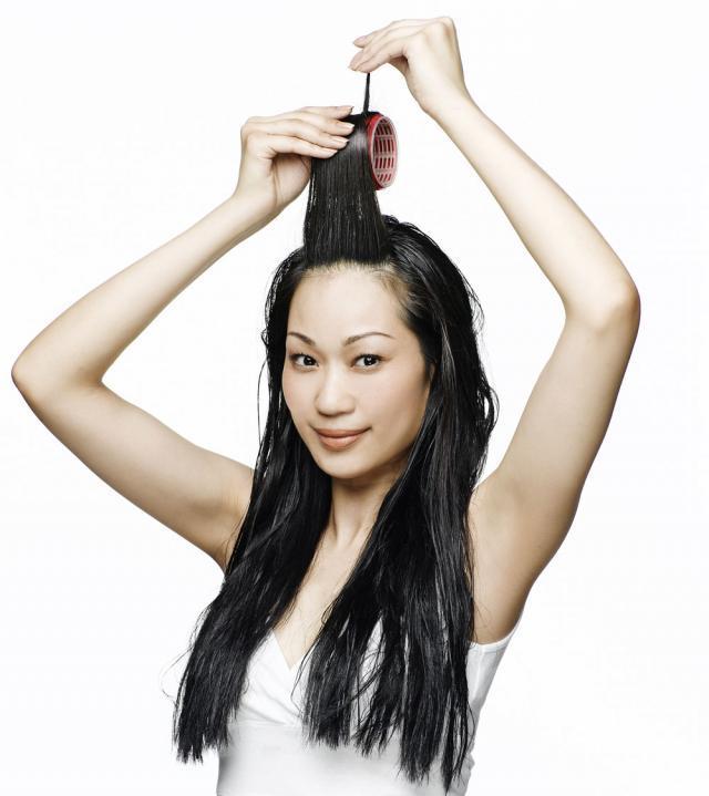 objętość, włosy, fryzury, trendy