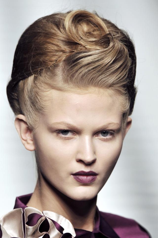 fryzura, ekspres, szybka styizacja