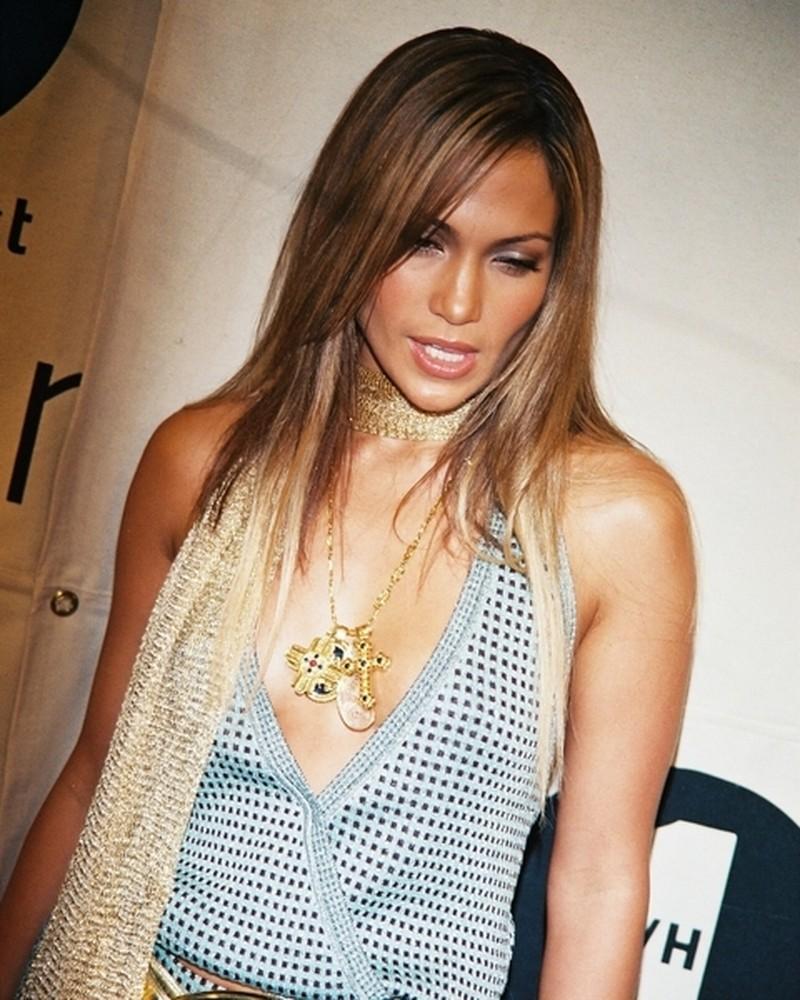 Fryzury Jennifer Lopez Newsy Polkipl