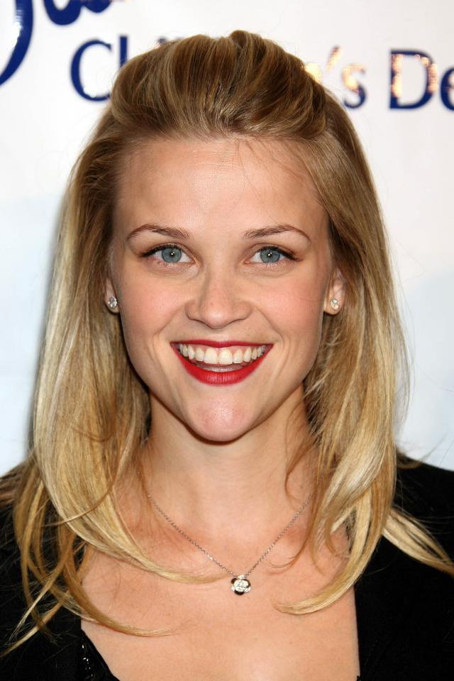 Fryzury Reese Witherspoon