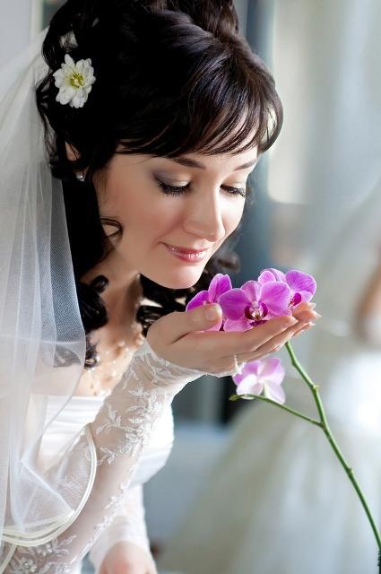 Fryzury ślubne - GALERIA