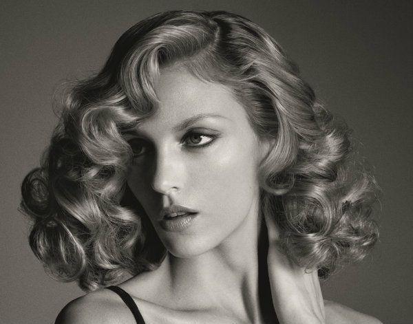 Fryzury ślubne z włosów długich i półdługich - inspiracje