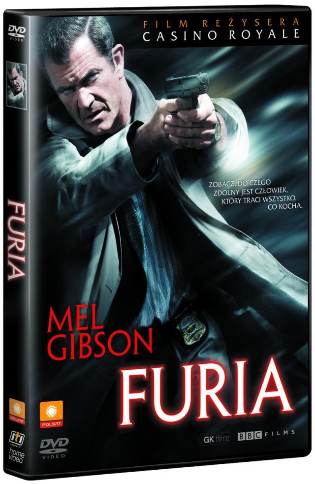"""""""Furia"""" na DVD"""