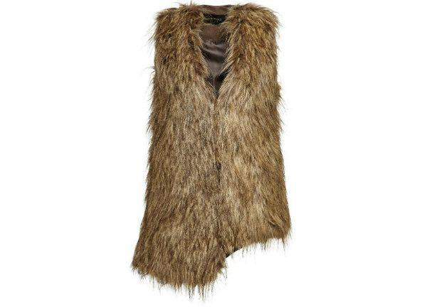 Futerkowy zawrót głowy - ciepłe kamizelki na zimę