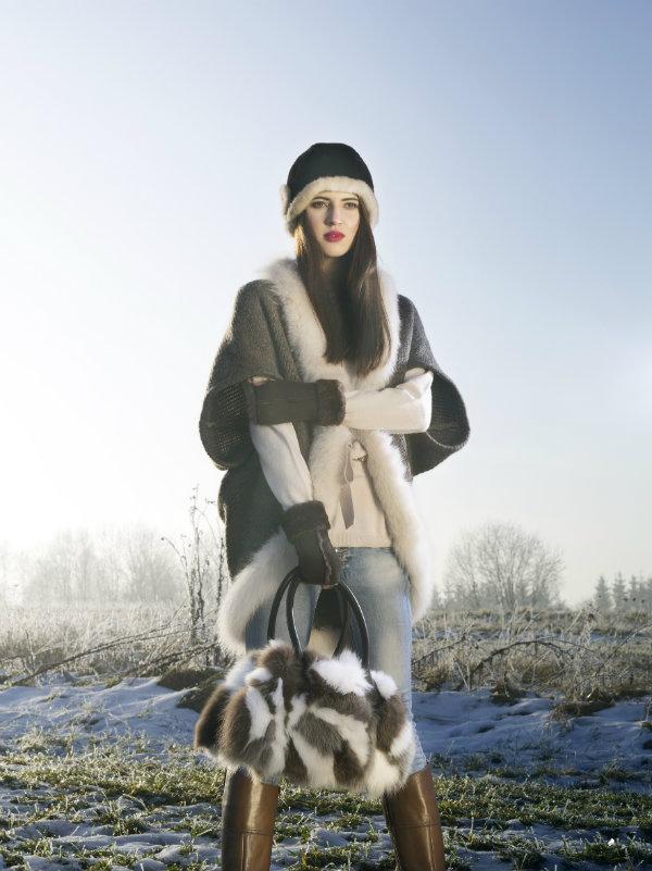 Futro i skóra, czyli najnowsza kolekcja marki GENA
