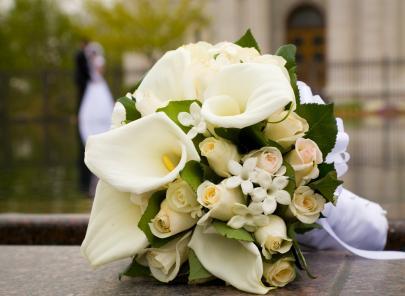 Galeria wiązanek ślubnych
