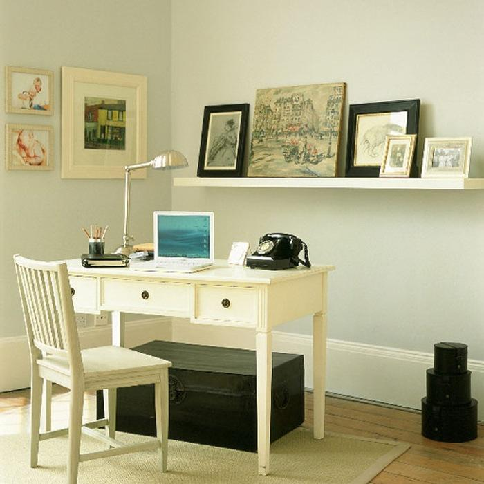 Galeria zdjęć biura w domu - zdjęcie