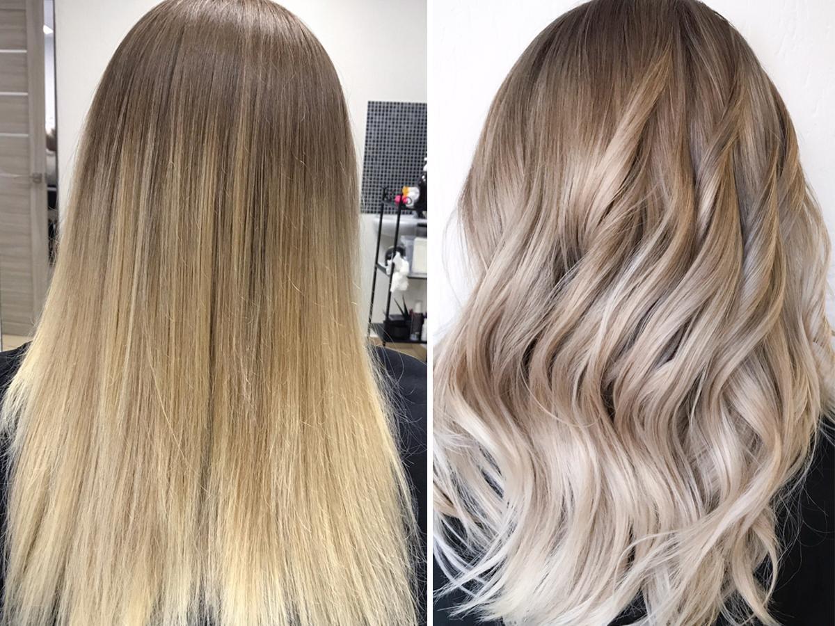 gencjana na włosy jakie daje efekty