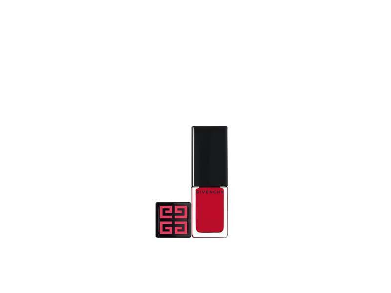Givenchy, trendy na wiosnę 2012 - makijaż