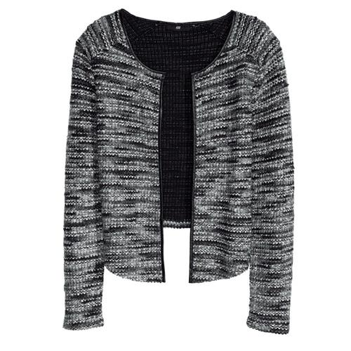 Sweterek boucle, H&M