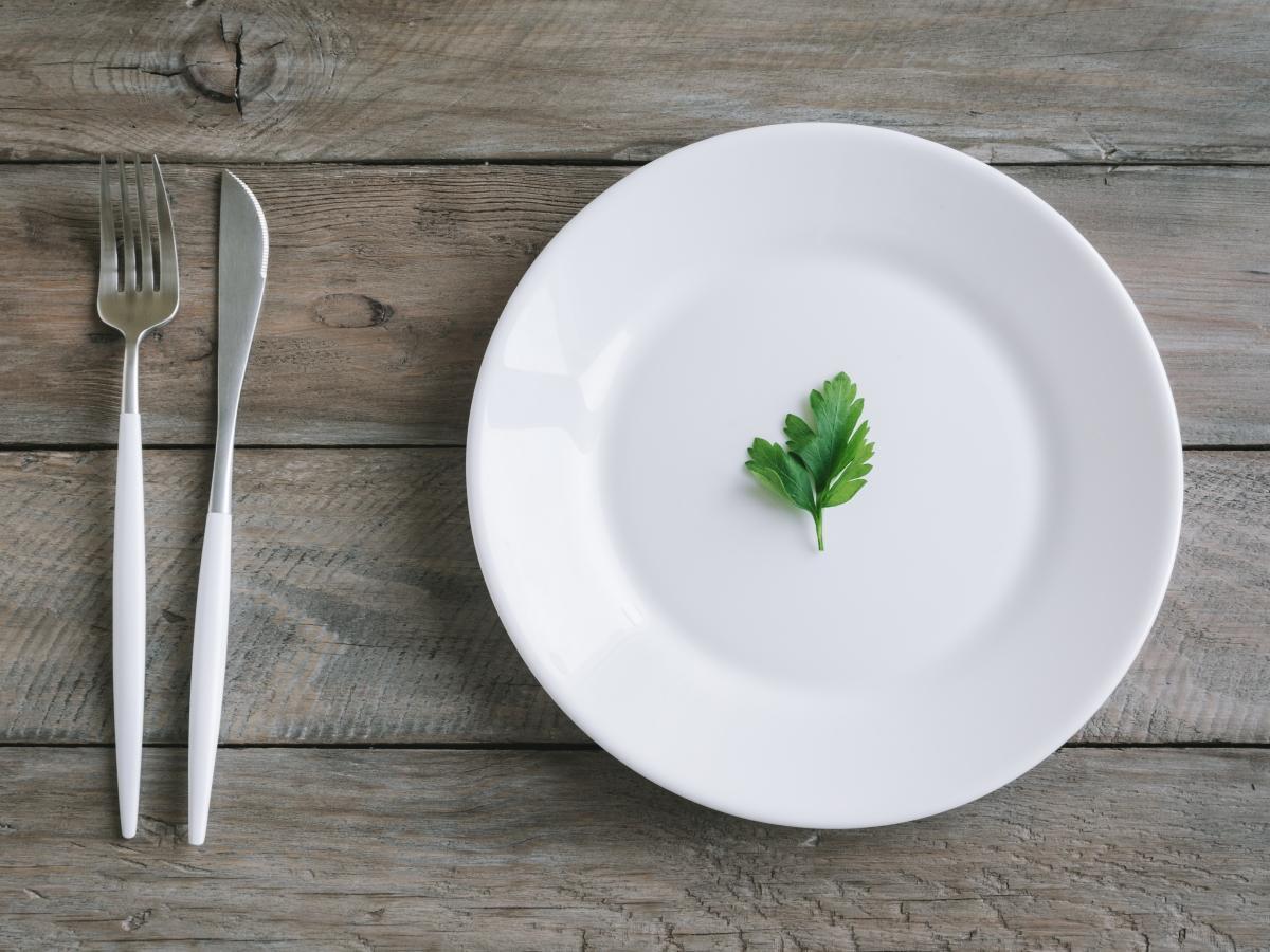 Głodówka lecznicza