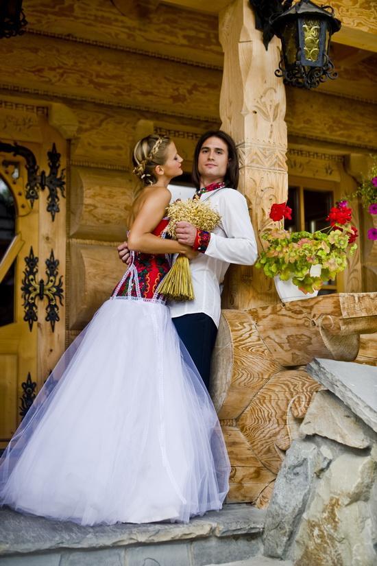 Góralskie wesele i ślub w stylu folk