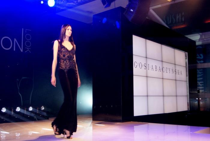 Gosia Baczyńska - pokaz na Silesia Fashion Look 2013