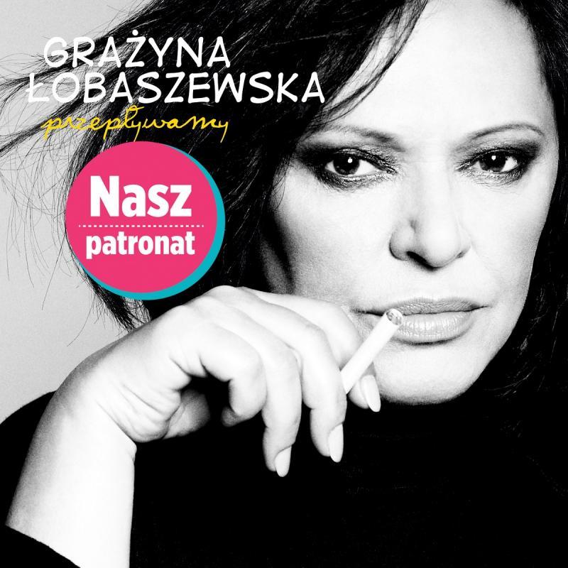 """Grażyna Łobaszewska """"Przepływamy"""" - nowa płyta"""