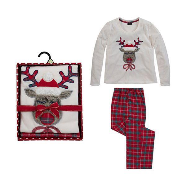 76572d2061a7c0 Piżama ze świątecznym motywem F&F, cena ok. 75 zł - Ubrania i ...