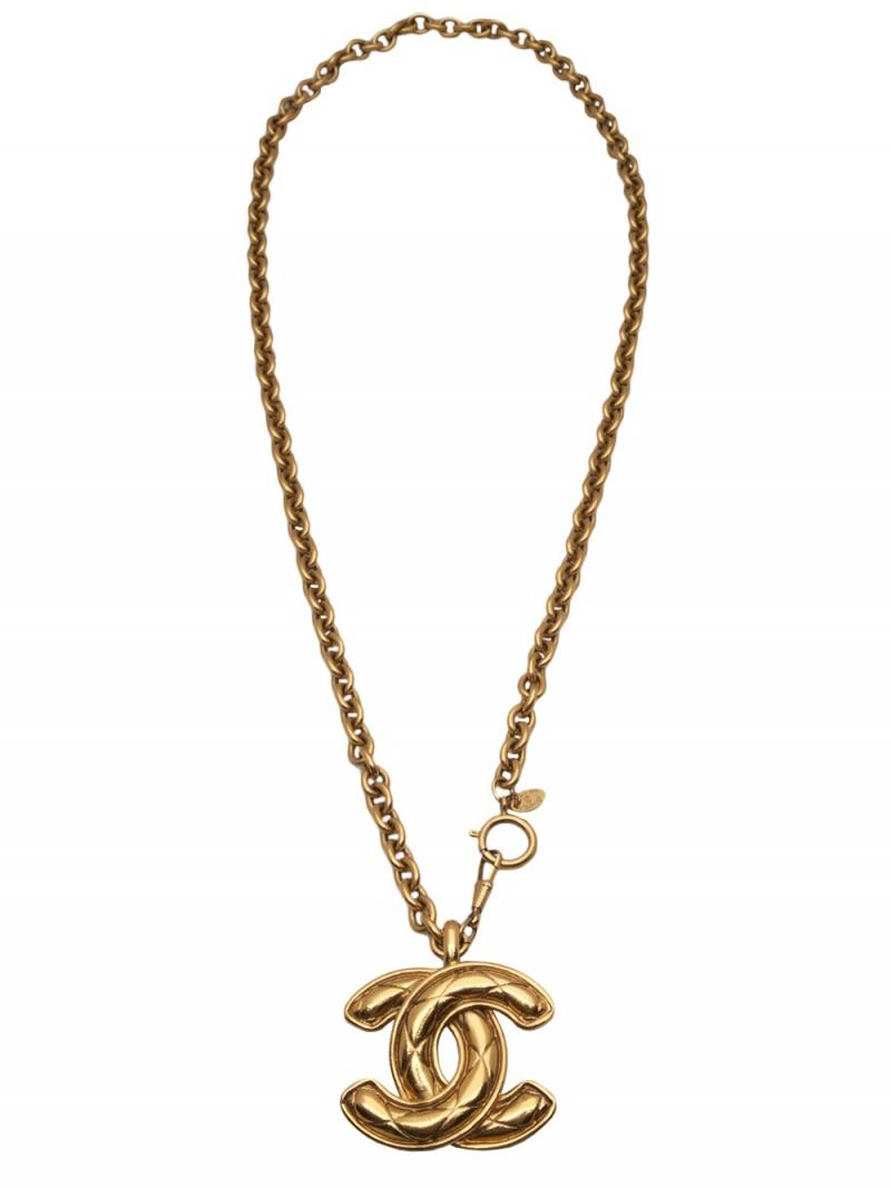 b99c2cb82e736 Złoty naszyjnik Chanel, ok. 5300 złotych /Polyvore.com - Drogie ...