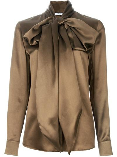 Jedwabna koszula Givenchy