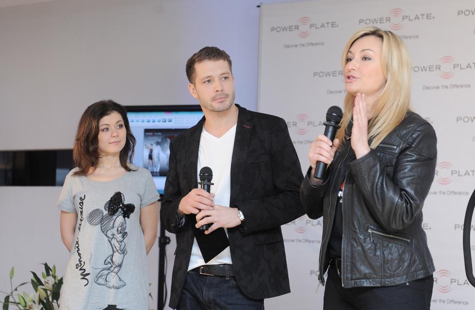 Katarzyna Cichopek-Hakiel, Andrzej Młynarczyk, Martyna Wojciechowska