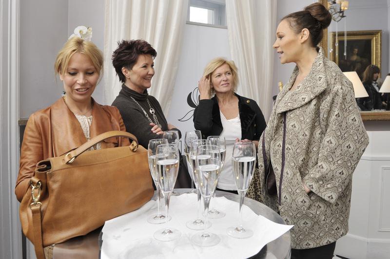 Natalia Jaroszewska, Jolanta Kwaśniewska, Ewa Kasprzyk, Sonia Bohosiewicz