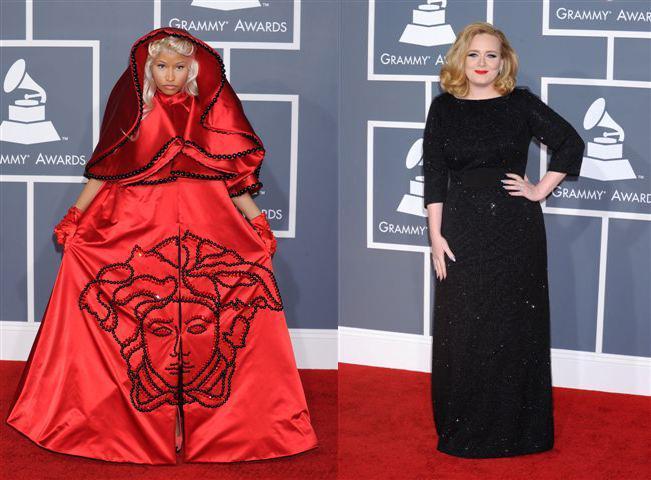 Nicki Minaj, Adele
