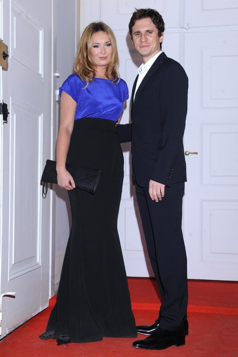 Sambor Czarnota i Marta Dąbrowska