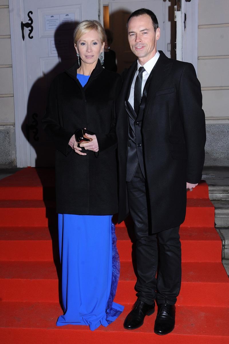 Ewa Gawryluk i Waldemar Błaszczyk