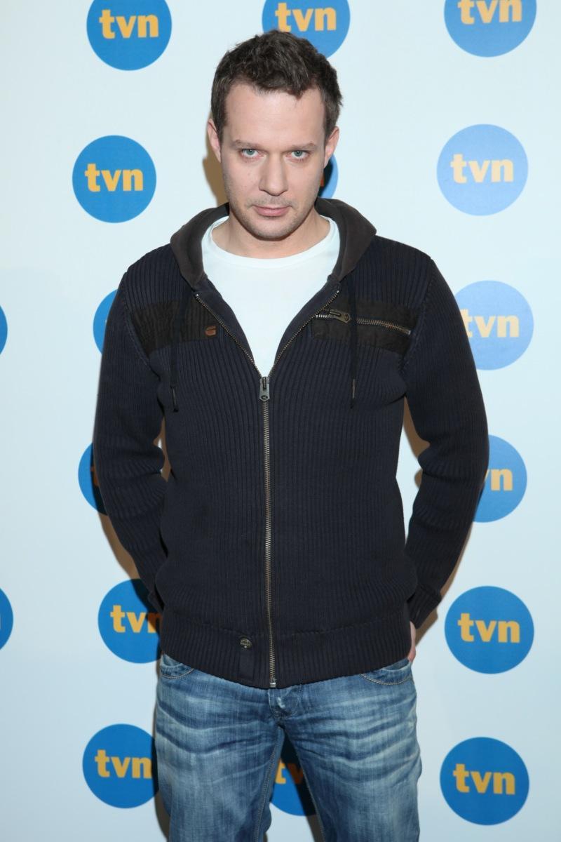 Grzegorz Małecki - Wiosenna ramówka TVN