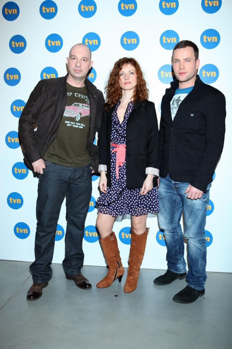 Gwiazdy podczas prezentacji wiosennej ramówki stacji TVN