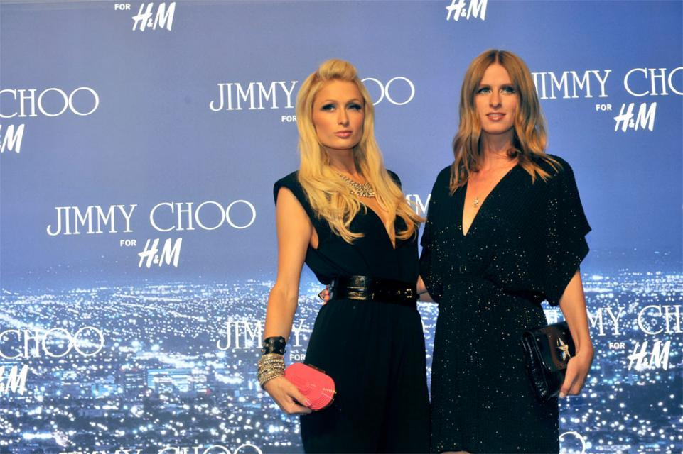 Paris Hilton, Nicky Hilton