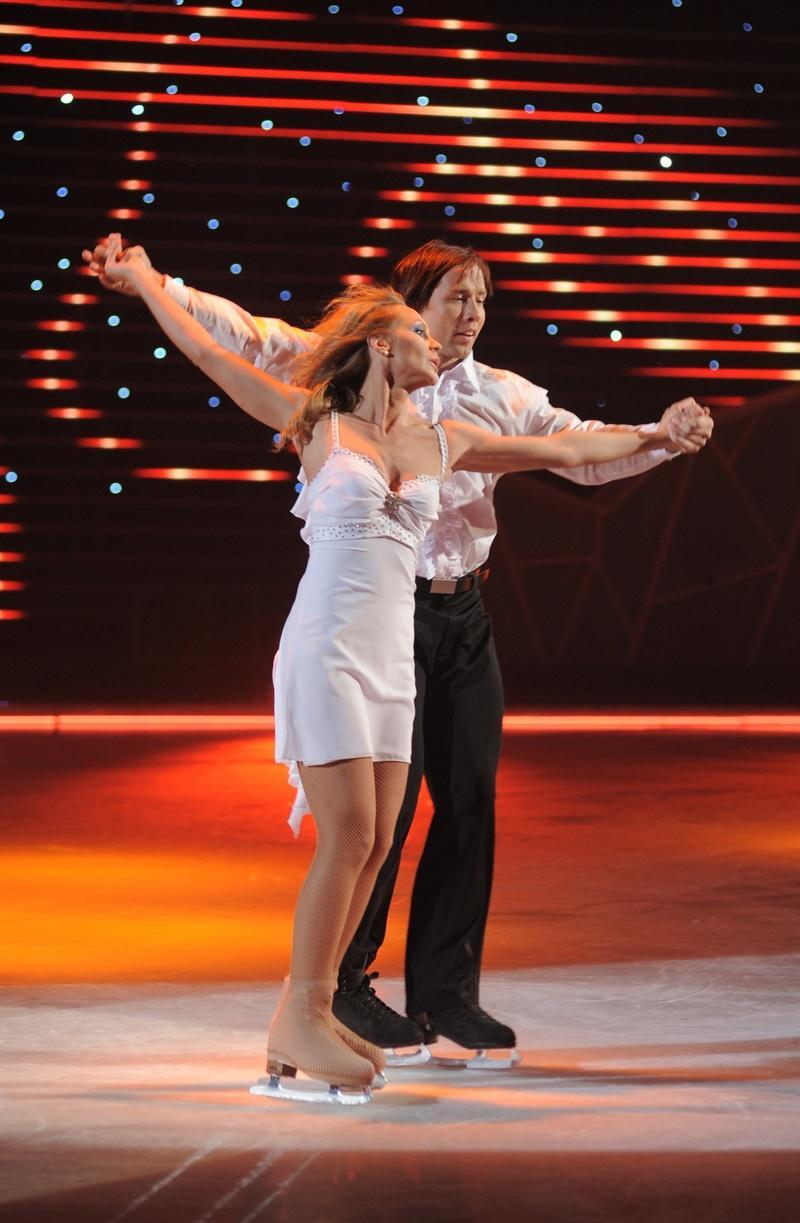 Gwiazdy Tańczą na Lodzie - odcinek siódmy - zdjęcie